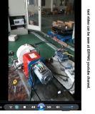 DC電源が付いているAC誘導電動機7.5kw駆動機構60V400A