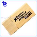 Mode Lecteur Flash USB en bois clé USB en bois de Bambou OEM