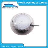 2018 IP68 hanno glassato l'indicatore luminoso subacqueo di nuoto del raggruppamento del LED riempito resina