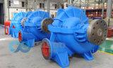 Horizontales Riss-Fall-Pumpen-einzelnes Stadiums-Doppeltes Absaugung-Wasser aufladensystem