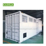 750kVA Containerized Cummins Diesel engine generator for halls with OEM