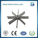 De aangepaste Producten van Heatsink van het Aluminium met het Anodiseren