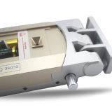 Sem cablagem para fácil instalação mais fixe Anti-Theft 433MHz invisível fechadura da porta sem chave com 2 válvulas remotas