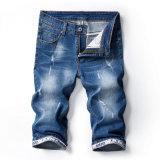 Jeans van de Vrije tijd van de Broeken van de Modieuze Broek Capri van Men S de Toevallige Bebouwde