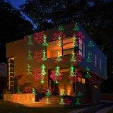 Parte de la luz láser de jardín con altavoz Bluetooth para exteriores e interiores
