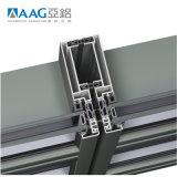反射ガラスアルミニウムカーテンのWallreflectiveのガラスアルミニウムカーテン・ウォール