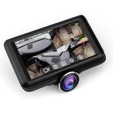 360 scatola nera dell'automobile della macchina fotografica DVR del precipitare dell'automobile panoramica della macchina fotografica con il modo 4CH