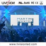 Location mur vidéo LED LED CMS P3.9 l'intérieur des panneaux de l'écran pour des événements