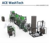 Het recycling van de Installatie van de Was van de Plastic Fles van het Water