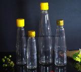 Utensílios de Cozinha Seasame Vinagre Óleo garrafa de vidro com tampa de plástico