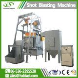 Автоматическая стали гусеничный дробеструйная очистка Abrator для механической обработки деталей с SGS