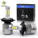 Comercio al por mayor de tres dos Super brillante de alta potencia 40W 6500K 8000 Lumen LED Lámpara de faro