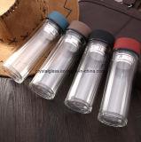 Ttransparent Auto-Glasflaschen einschließlich Grobfilter Bodum