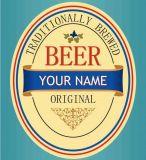 Custom всех видов пива наклеек