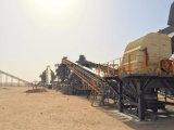 Gran capacidad 100tph Pfs planta trituradora de impacto principal