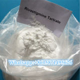 99 % Rivastigmine Tartrate порошок CAS 129101-54-8 для болезни Альцгеймера