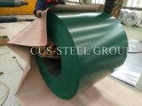 De eerste Rol van het Staal van de Kleur van de Rol van Seablue PPGI met de Materialen van het Dakwerk