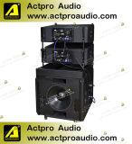 Vera36&S33 altavoz vertical de Altavoces Altavoces Altavoces activos profesionales del sistema de sonido Pro Audio Altavoz exterior