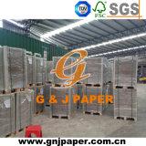 Hoja de calidad para la producción de la caja de cartón gris