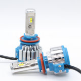 Ventilador Turbo T1 H8 H11 LED Canbus Kit de conversión de los faros de coche