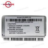 Portable 8 Antenas de mão de Alta Potência 3G 315/ 433MHz Lojack Jammer, 8 frequências Jammer para 2G, 3G, 4G LTE GSM Bloqueador de sinal de celular CDMA