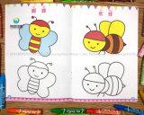 صنع وفقا لطلب الزّبون [هيغقوليتي] ورقة طفلة ذاكرة طباعة [كلورينغ بووك]