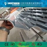 Vitrage ondulé en PVC//tuile Colonial Making Machine/l'extrusion/production