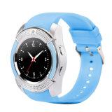Superventas 2018 Android Reloj inteligente V8 Tarjeta SIM Smartwatch Android