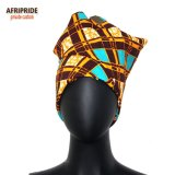 Nouvel individu Femme d'impression multicolore Showily coton Hijab foulard africaine