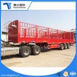 30-50 Tonnen Kostenbelastungs-/Stange-/Lager-Rasterfeld/Zahnstange-Karosserie/Rahmen-/Stall-Typ halb Schlussteil