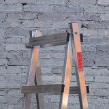 A pie de la Escalera de aluminio Perfil de escalera de aluminio