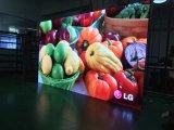 Location de l'extérieur de la publicité pleine couleur Affichage LED avec 500mm x500mm l'écran du panneau