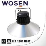 Angolo a fascio largo di alluminio 120° Alto indicatore luminoso della baia di SMD5730 100W LED