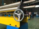 El tubo de aire HVAC eléctrica Máquina laminadora de deslizamiento