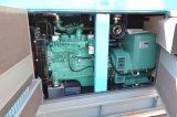 Groupe électrogène Diesel silencieux d'alimentation 100kw