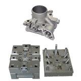 2K de plástico de captura de piezas de inyección de PVC/ABS/cuchara fabricante de moldes de aluminio moldeado a presión de zinc