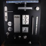 Болт крепления цилиндра замка безопасности для тяжелого режима работы устанавливаются на металлические двери