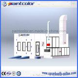 Разработан в европейском стиле краски стенд с тепла и системы выпуска отработавших газов