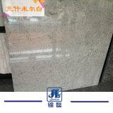 Tegels van het Graniet van Kashmir de Witte voor de Voorzijde van de Bevloering en van de Muur/Countertop. Prefabric. Keuken