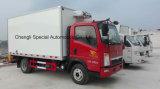 Isuzu 4X2 10 tonnellate di camion del frigorifero per il trasporto dell'alimento