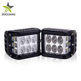 Nuevo 4pulgadas LED 45W de luz LED de Pod Shooter lateral del cubo 4x4 LED de 12 voltios de la luz de Trabajos Puntuales