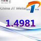 X8crnimonb16-16 1.4981 de Pijp van de Plaat van de Staaf van het Roestvrij staal