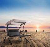 De openlucht Dubbele Chaise Chaise van het Strand van de Tuimelschakelaar Dubbele Schommelstoel van het Strand van de Zitkamer van Chasie van de Tuimelschakelaar