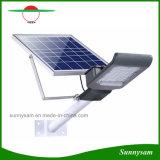 20W/30W LED de atenuación de Control Remoto de la luz solar piscina jardín paisajista de la luz de la calle de iluminación