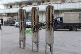 Aço inoxidável 1000L Suporte do Tanque de Água do Filtro de Areia Preço de Design