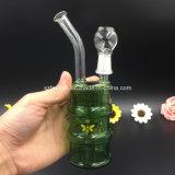 [أيل دروم] تصميم مصغّرة زجاجيّة أنابيب فسحة لون [أيل ريغ] [وتر بيب] زجاجيّة