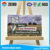 印刷会員忠誠の磁気帯のプラスチックカード