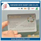 PVC tarjeta inteligente de plástico (HF y LF)