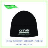 Sombrero bordado gorrita tejida promocional del Knit del invierno de la alta calidad