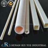 Al203 1mm de 2000mm de tubos de cerámica
